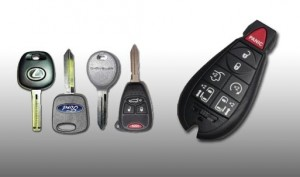 Acura Car Key Remote