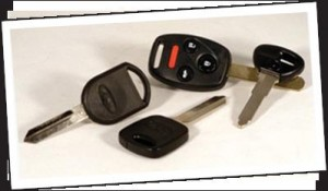 Acura Emergency Ignition Keys